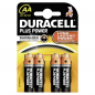Mobile Preview: Duracell AA Plus Power Batterien