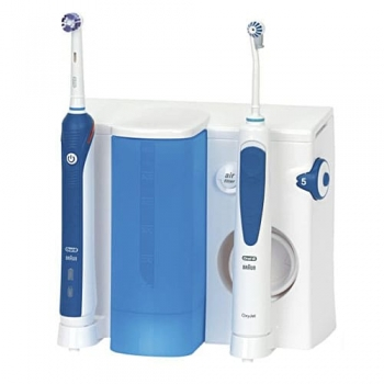 braun service station becher f r oral b professional care 1000 3000 typ 3724. Black Bedroom Furniture Sets. Home Design Ideas