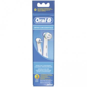 oral b orthocare essentials 3er kit aufsteckb rsten online kaufen. Black Bedroom Furniture Sets. Home Design Ideas