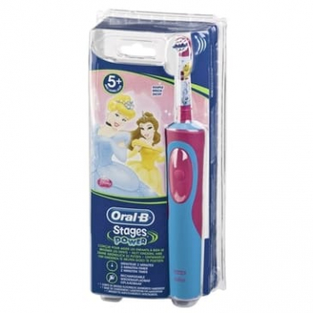 Braun Oral-B Advance Power Kids Prinzessin-Verpackung