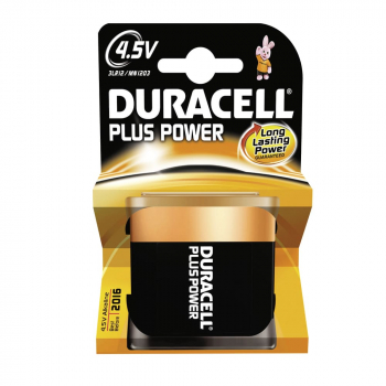 Duracell Plus Power 4,5 Volt