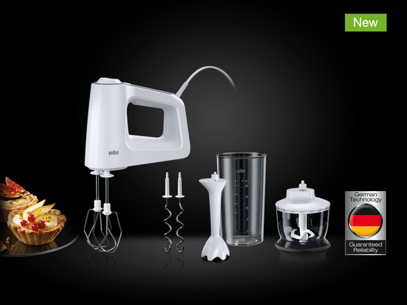 braun multiquick 3 handmixer hm 3135 online kaufen. Black Bedroom Furniture Sets. Home Design Ideas