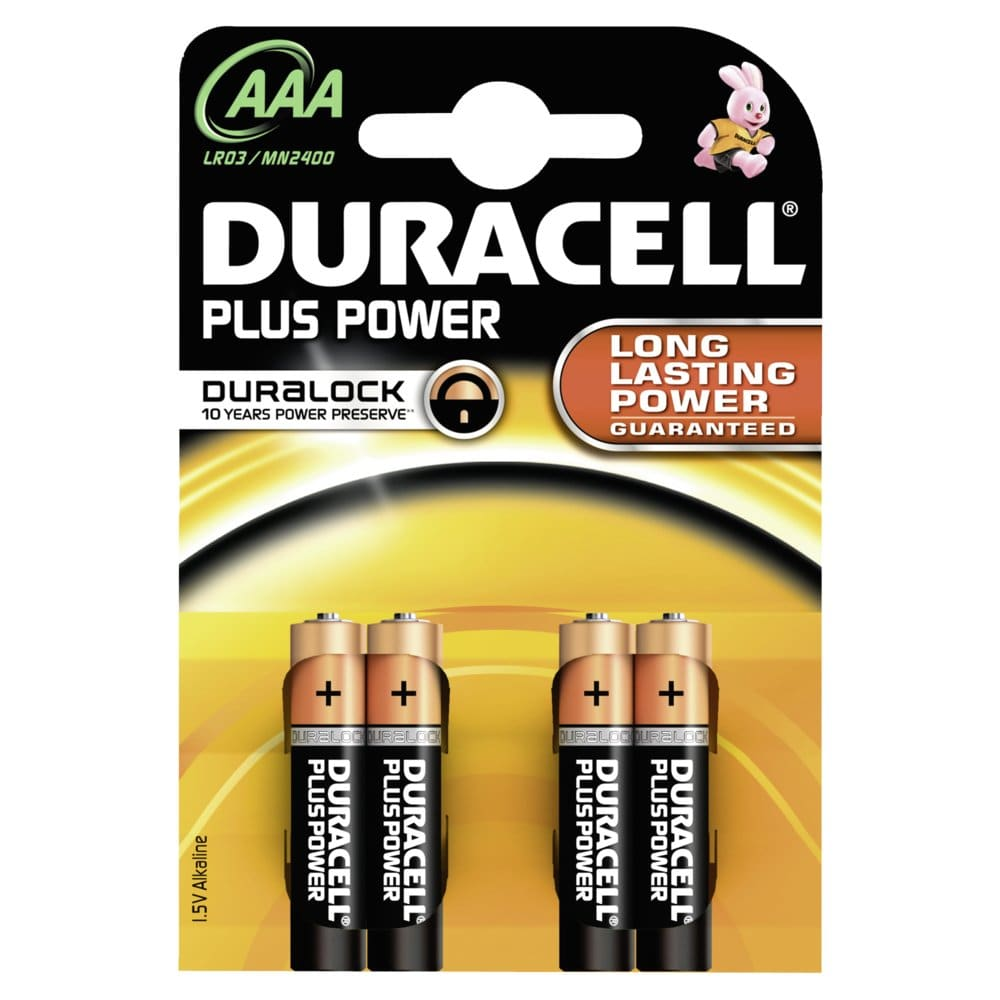 braun service station duracell plus power aaa batterien. Black Bedroom Furniture Sets. Home Design Ideas