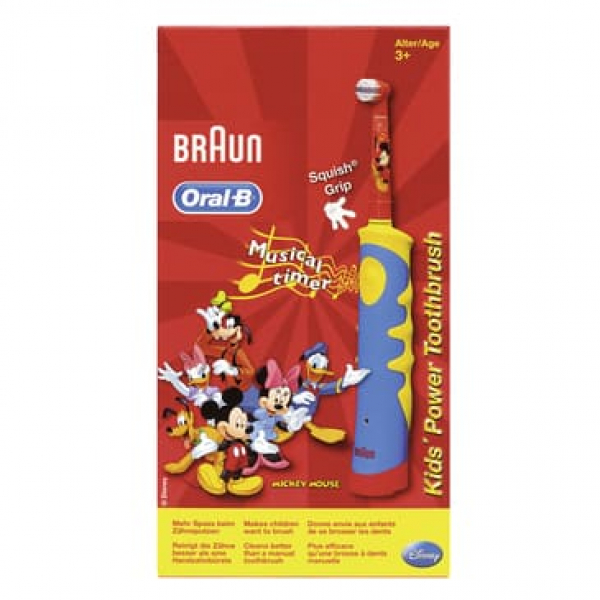 Braun Oral-B Advance Power Kids-Verpackung