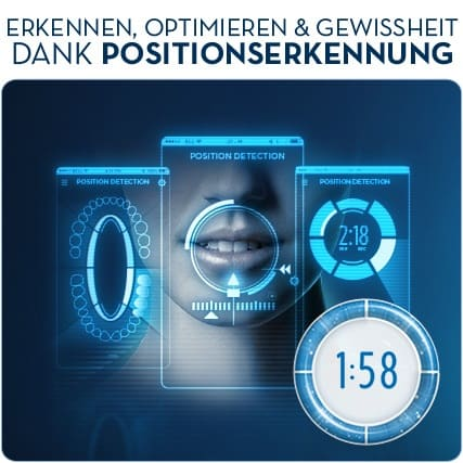 Oral-B-Genius-Positionserkennung