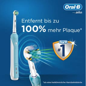 Oral-B Professional Care 700 white&clean-Logo