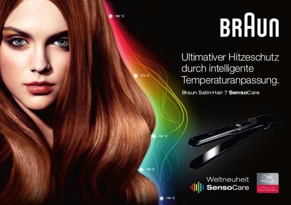 BRAUN Satin Hair 7 SensoCare