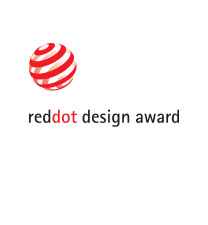 "Der ""red dot design award"" für das beste Design"